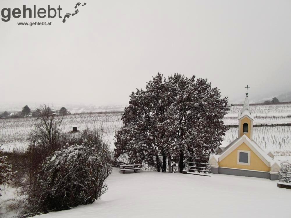 Wiener Wasserleitungsweg - Weingartenkapelle