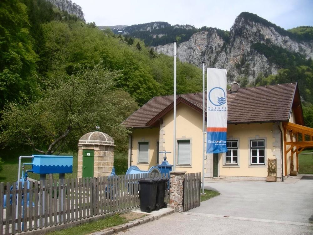 Das Wasserleitungsmuseum informiert über die Geschichte der Wiener Hochquellenwasserleitung.