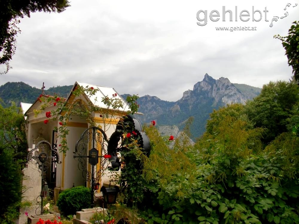 am Friedhof Traunkirchen