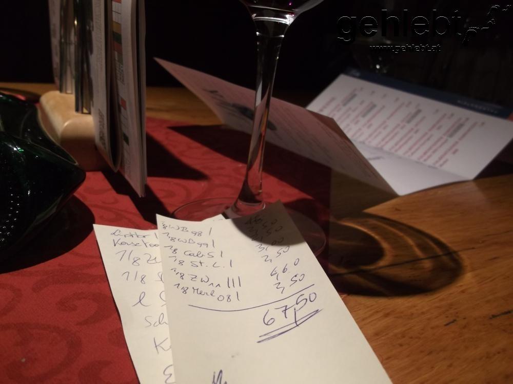 Manchmal werden die Abende im Weinviertel lang - wirklich lang.