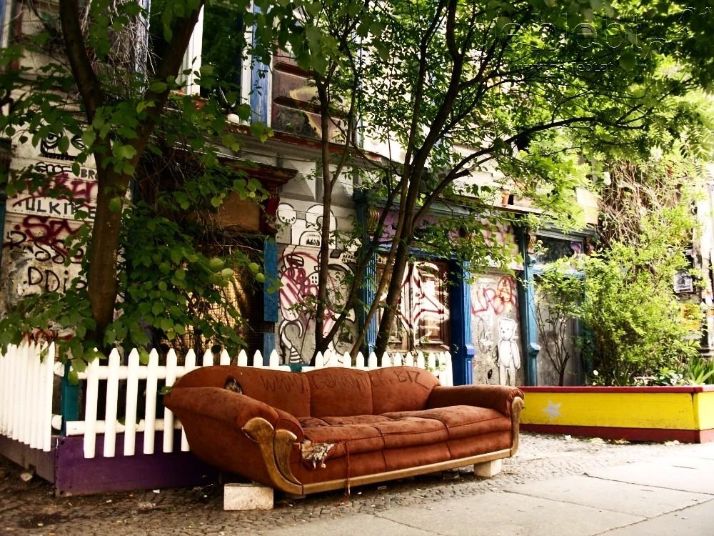 Berlin - Wohnzimmer