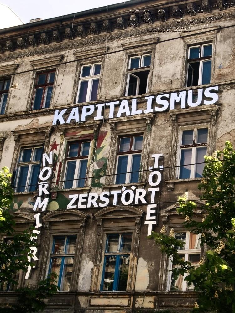 Berlin - Kapitalismus