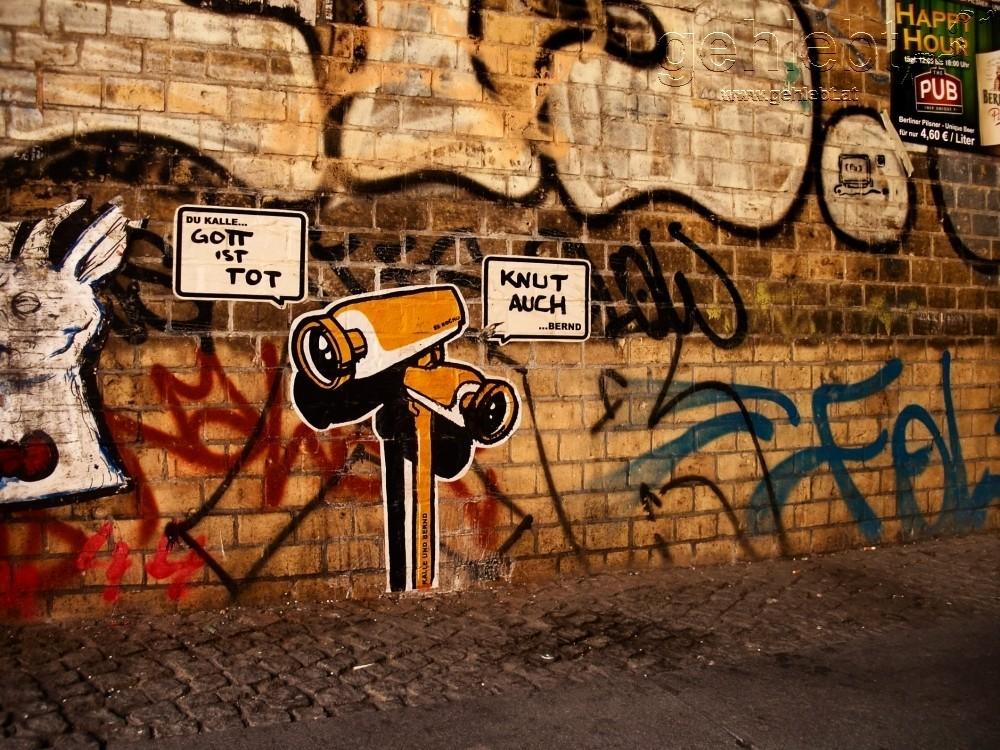 Berlin - Überwachung