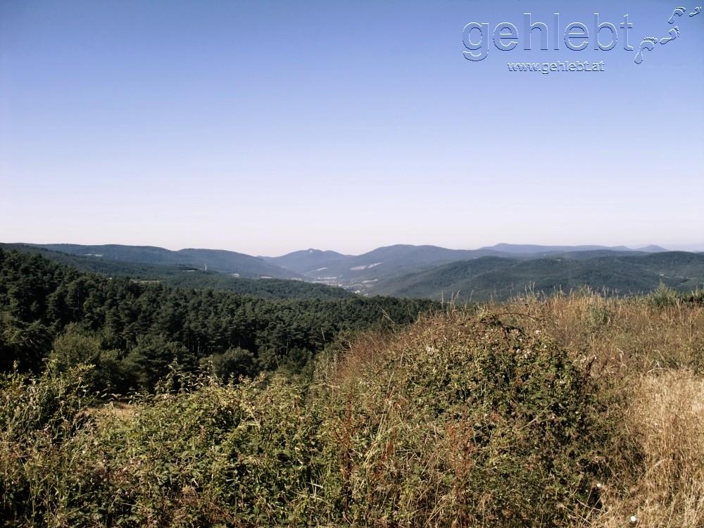 Panorama auf Navarra