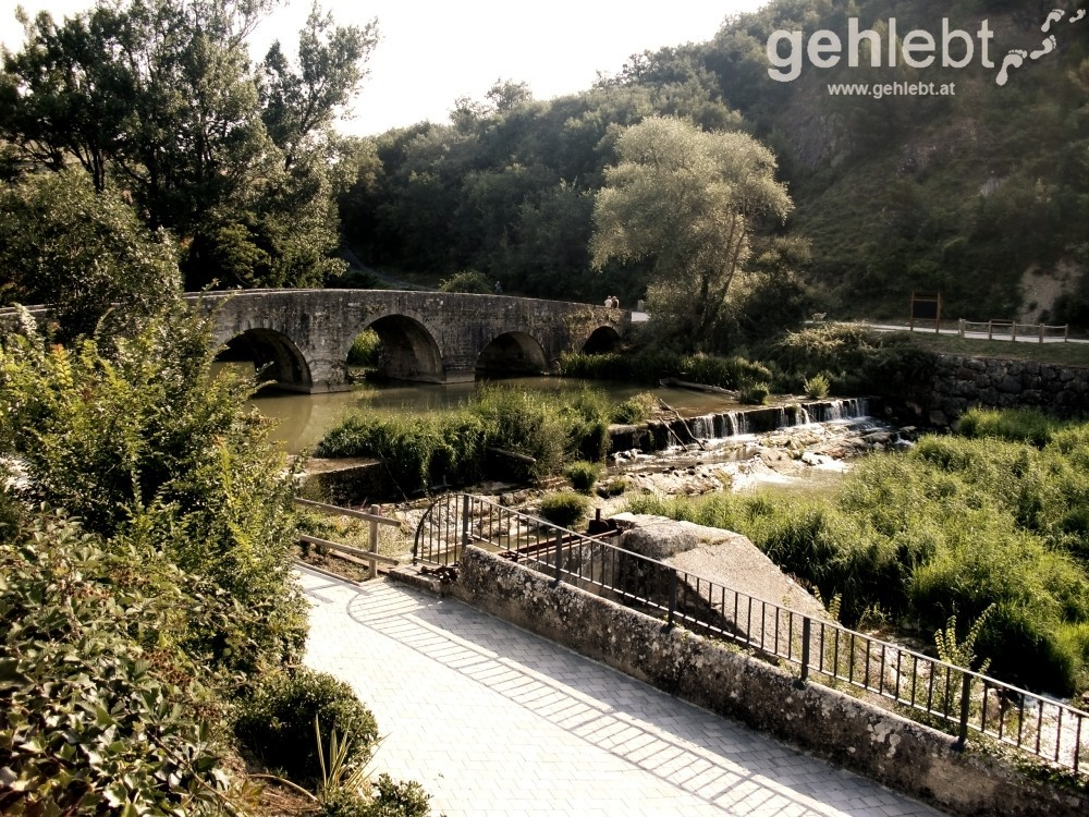 Camino - Tag 3: am Ulzama-Fluss