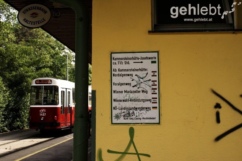 Der Wiener-Weitwander-Hot-Spot in Rodaun - RUW 10 & 11.