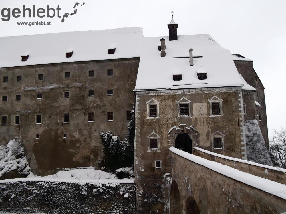 Hirschwaldstein - Burg Altpernstein