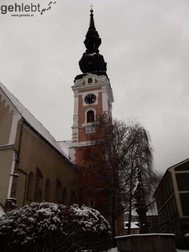 Hirschwaldstein - Kirchdorf/Krems