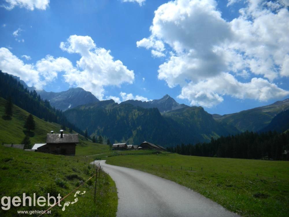 Augstenberg, Liechtenstein - Nenzinger Himmel