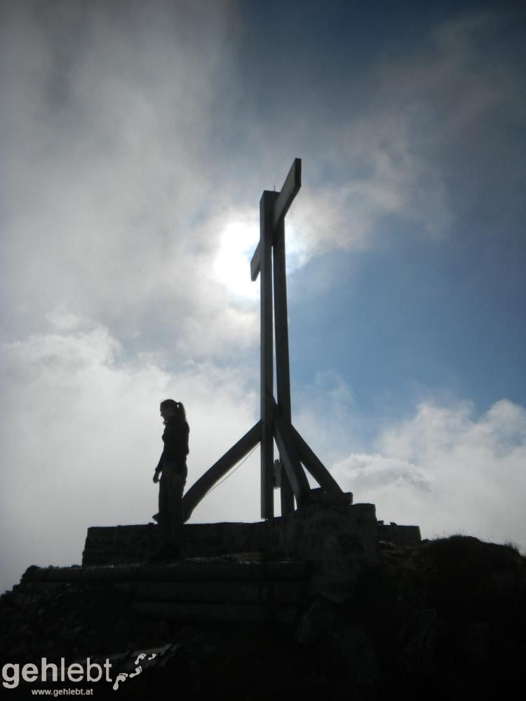 Naafkopf - Gipfelfoto