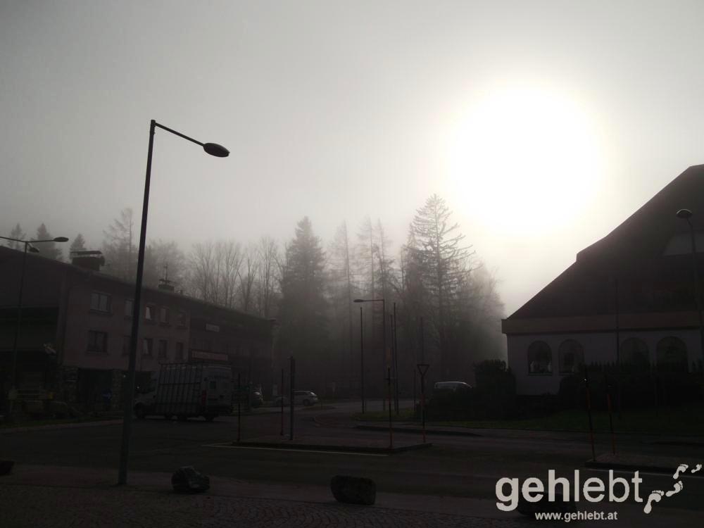 Willkommen am Semmering, wo der Jagatee kocht und der Nebel wohnt.