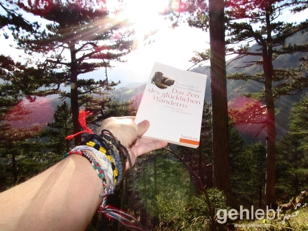 Das Zen des glücklichen Wanderns