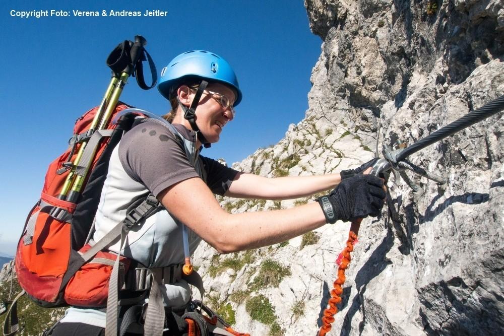 Jeitler - Klettersteig
