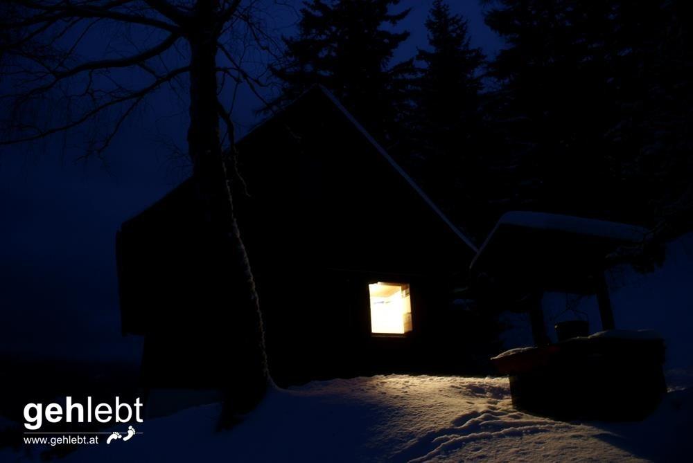 Silvester auf der Hütte