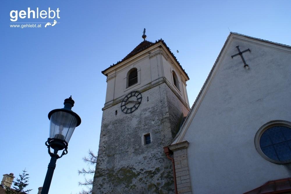 Kirche von Katzelsdorf