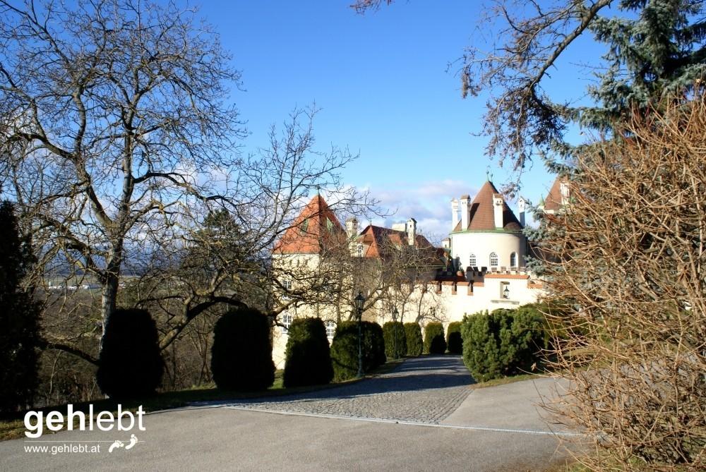 Rundweg Wiener Alpenbogen bei Katzelsdorf