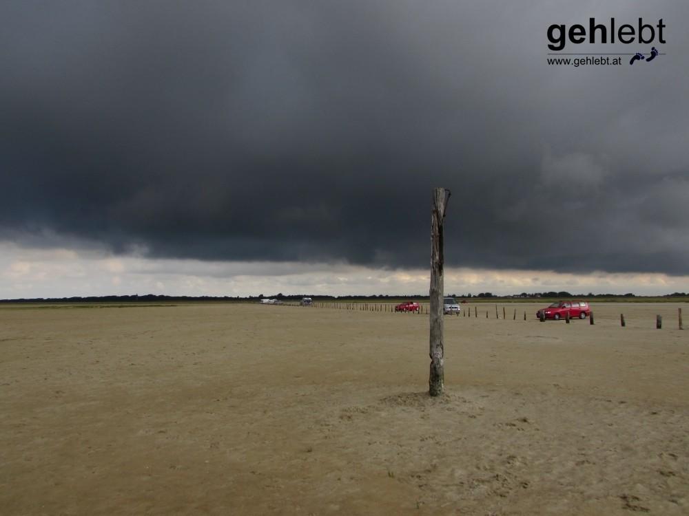 Sankt Peter-Ording, Nordfriesland, Schleswig-Holstein, Nordsee