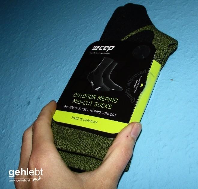 Halloooo, liebe Outdoor Mid-Cut Socks!