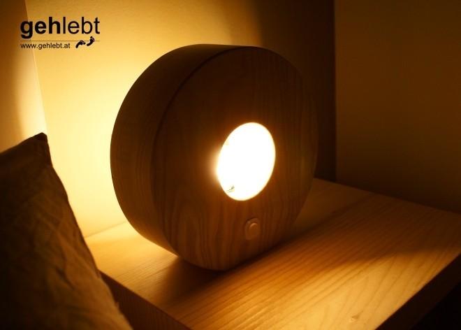 So geht uns auch im Schlafzimmer ein Licht auf.