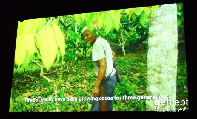 Kakao aus Belize - ein 15-minütiger Infofilm über einen besonderen Kakao.