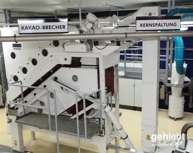 Die liebevolle Art und Weise wie der Rundgang aufgebaut ist, widerspiegelt sich auch an den Infotafeln im Inneren der Fabrik.