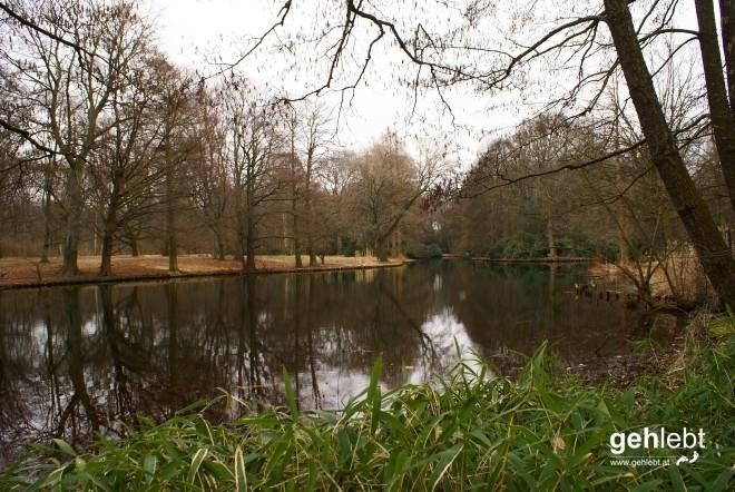 Die grüne Lunge Berlins: der große Tiergarten.