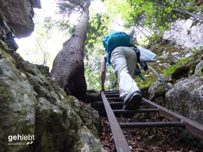 Vier Tage Wiener Alpenbogen - Tag 1 (4)