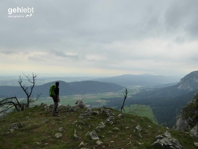 Vier Tage Wiener Alpenbogen - Tag 1 (5)