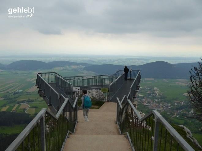 Vier Tage Wiener Alpenbogen - Tag 1 (6)