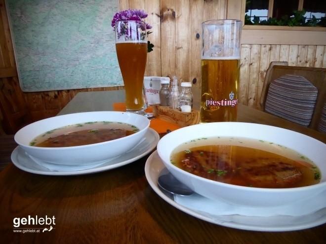 Vier Tage Wiener Alpenbogen - Tag 1 (9)