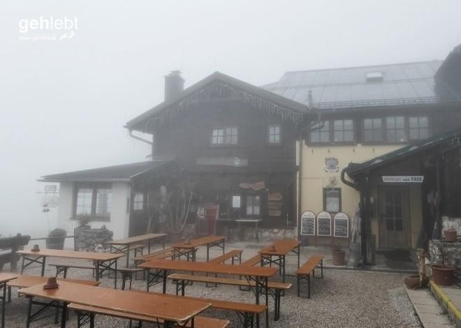 Vier Tage Wiener Alpenbogen - Tag 2 (1)