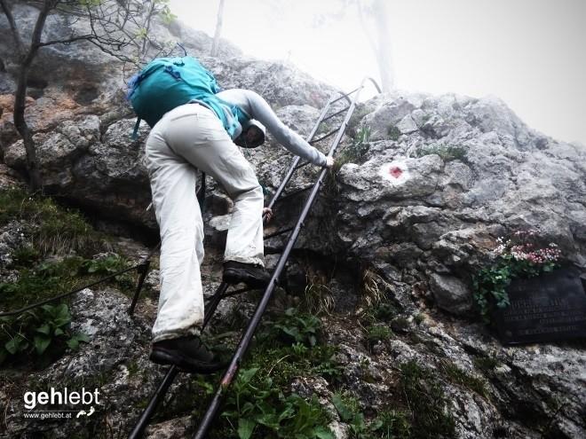 Vier Tage Wiener Alpenbogen - Tag 2 (4)