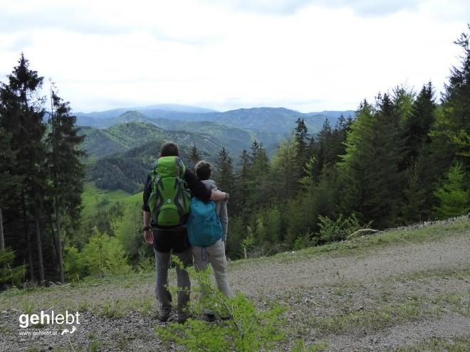 Vier Tage Wiener Alpenbogen - Tag 4 (8)
