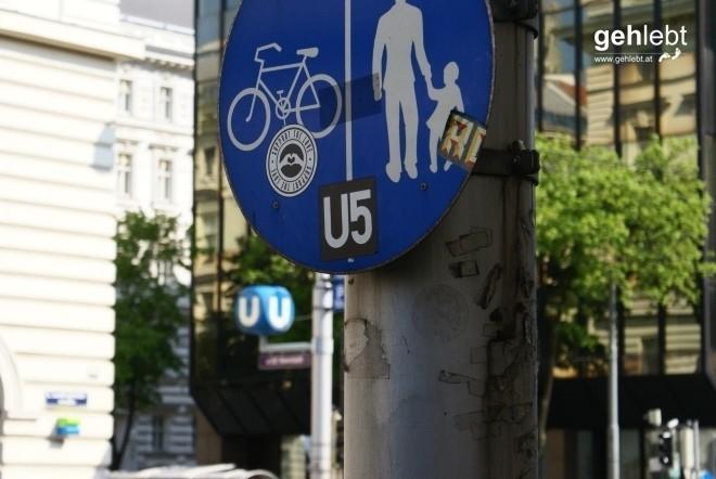 Stadtspaziergang Wien - Linie U2 und U5 (18)