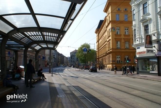 Linienkreuz U2u5 Wiener Linien Gehlebtat