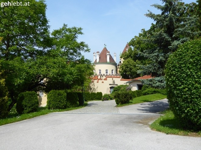 Schloss Eichbüchl.