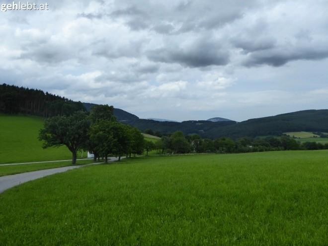 Unbekannter Silbersberg.