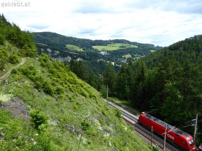 Bahnwanderweg Semmering - Payerbach (11)