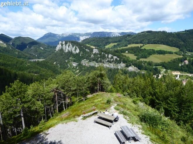 Bahnwanderweg Semmering - Payerbach (7)