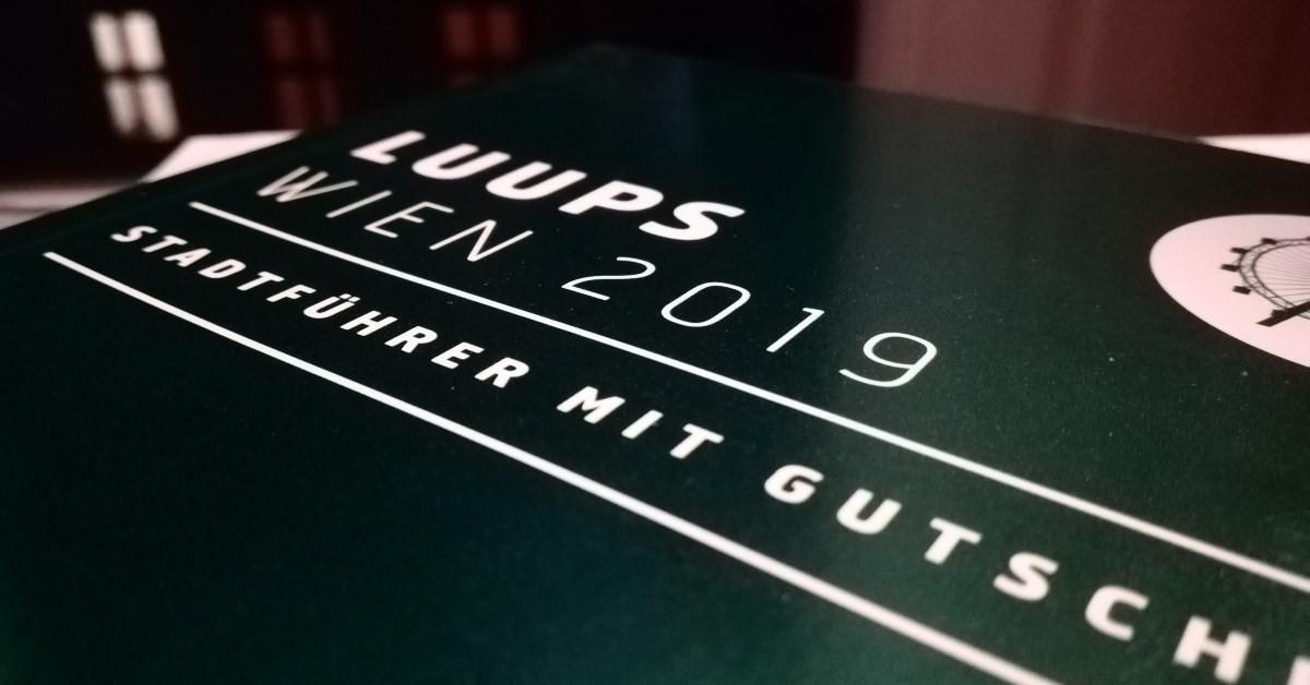 LUUPS Wien 2019 Übersichtskarte