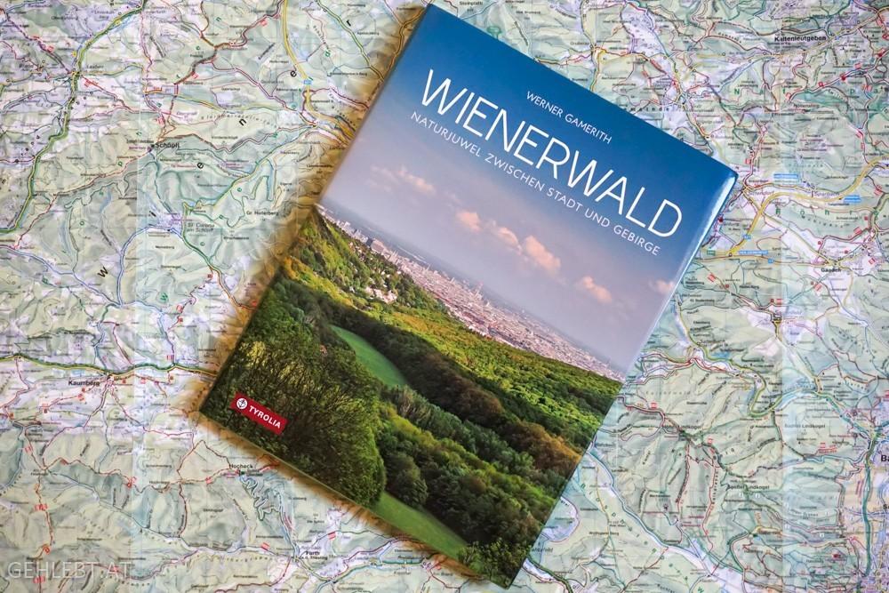 Buchtipp Tyrolia Wienerwald Werner Gamerith
