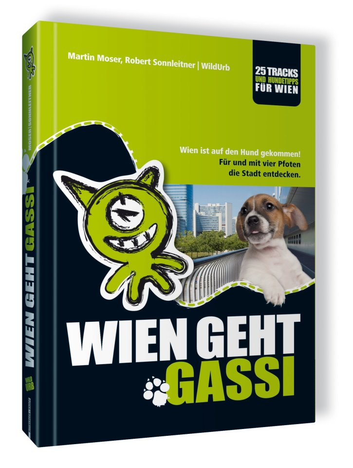 Cover WIEN GEHT GASSI